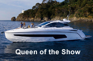 The Queen of the Show - Azimut Atlantis 45