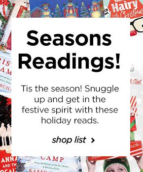 Tis the season for festive reads! See list.
