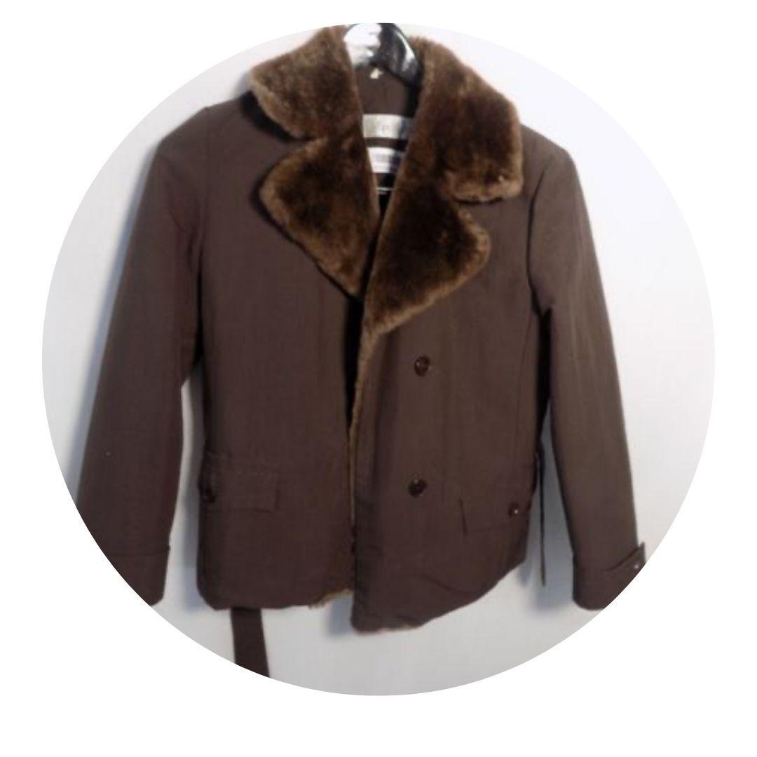 Max Mara Brown Winter Jacket