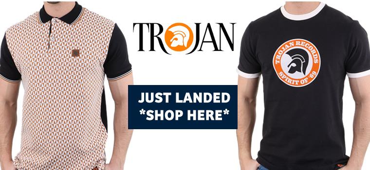 Trojan Clothing Polo & Tee