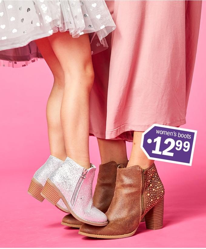 women's boots 1299