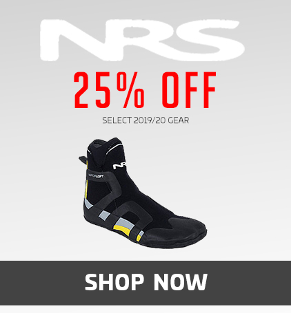 NRS 25% Off Select 2019/20 Gear