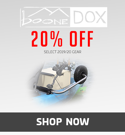 Boonedox 20% Off Select 2019/20 Gear