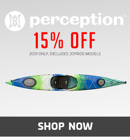 Perception 15% Off 2019 Only