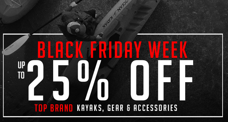 BLACK FRIDAY WEEK UP TO 25% OFF