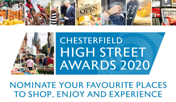 Chesterfield High Street Awards nominate