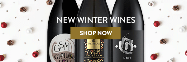 New Winter Wines Available at Oddbins