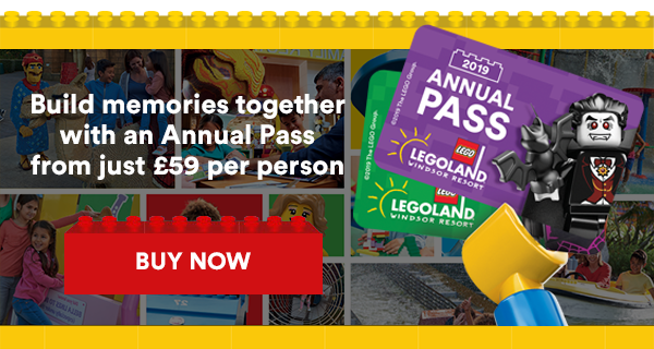 Build memories together with an Annual Pass from just £59 per person - Buy Now
