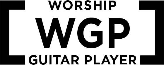 Worship Guitar Player