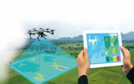 Smart Agriculture to support the demands of agritech sector