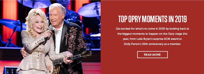 Top Opry Moments