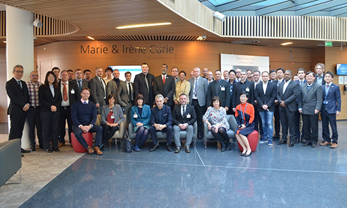 NEA Expert Group on the Application of Robotics and Remote Systems in the Nuclear Back-end (EGRRS) meeting, December 2019