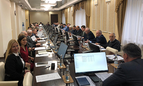 NEA Data Bank meets with Russian stakeholders, December 2018