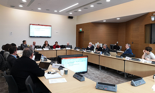 Ad hoc meeting on the commonalities between and the specificities of decommissioning and legacy management, December 2019