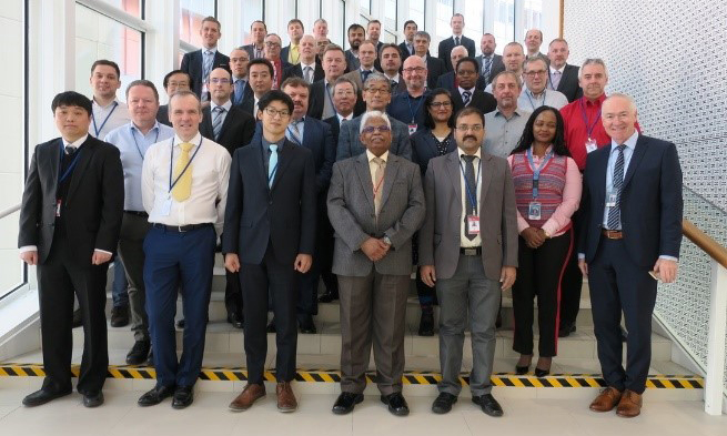 NEA Working Group on Electrical Power Systems (WGELEC) meeting, December 2019