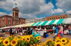 Chesterfield Open Air Market
