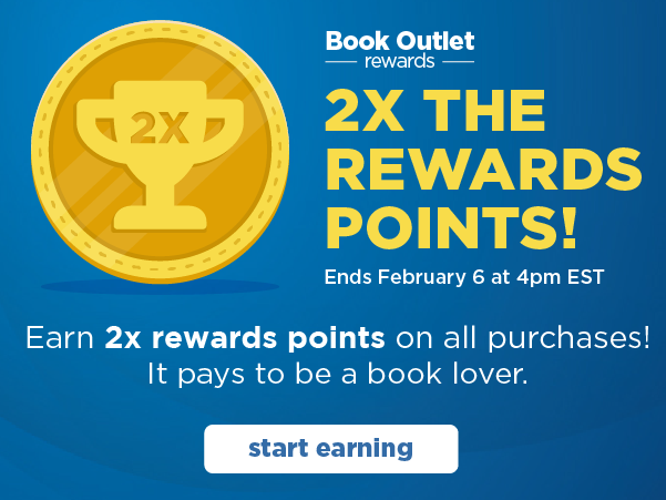 Earn 2x points on all purchases until February 6 at 4pm EST.