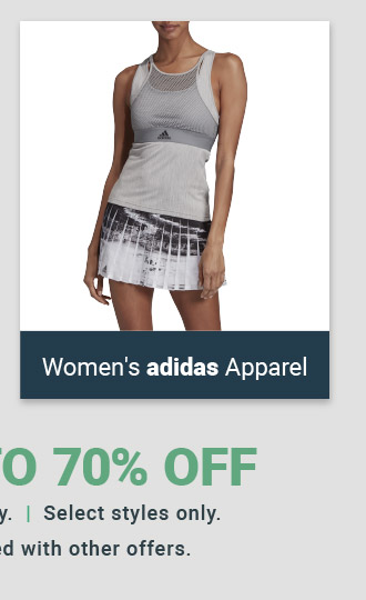 adidas Clearance Womens Apparel