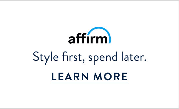 Buy With Affirm | Shop Now
