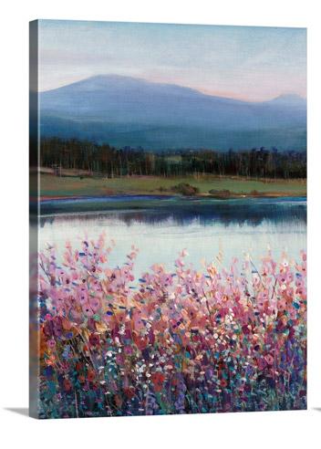 Lakeside Mountain I by Tim O'Toole