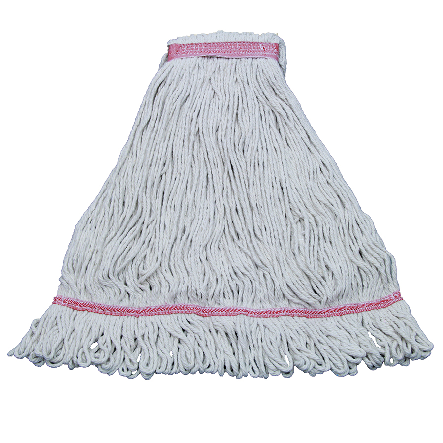 Unitex® Eliminator Blended Mop, White