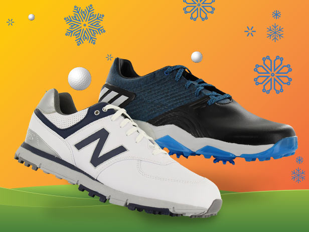 Save on Select Golf Shoes