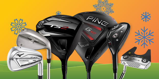 15% Off Preowned Clubs