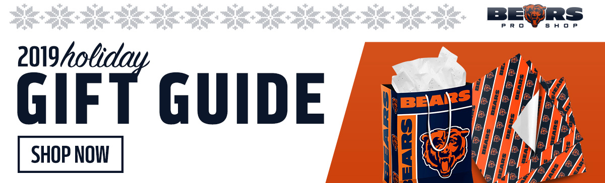 Chicago Bears Pro Shop - Gift Guide