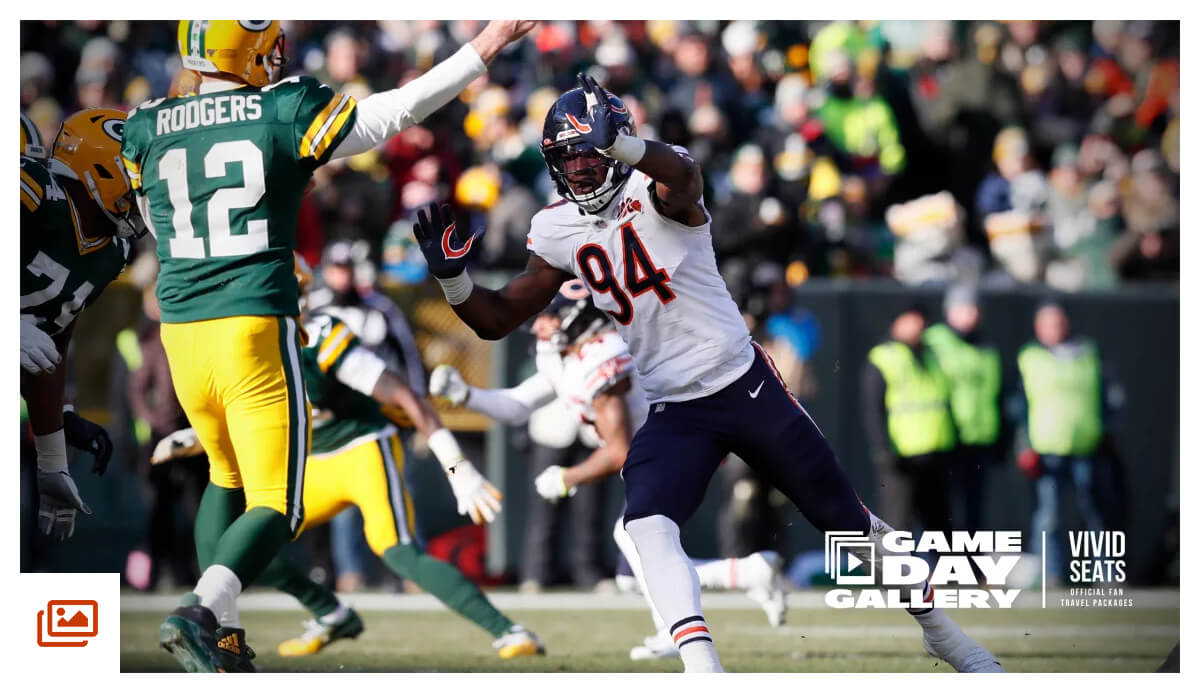 Gameday Gallery: Bears at Packers