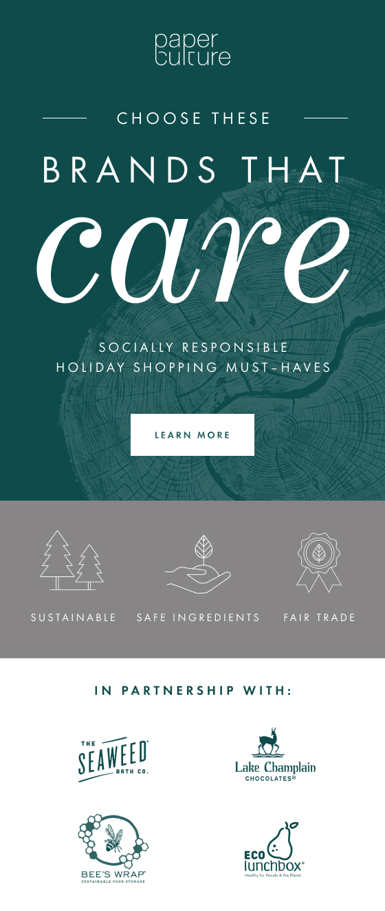 Brands that give back for holiday shopping