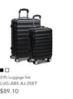 2-Pc Luggage Set