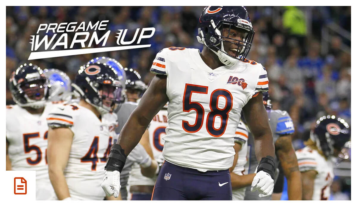 4 things to watch in Bears-Cowboys game