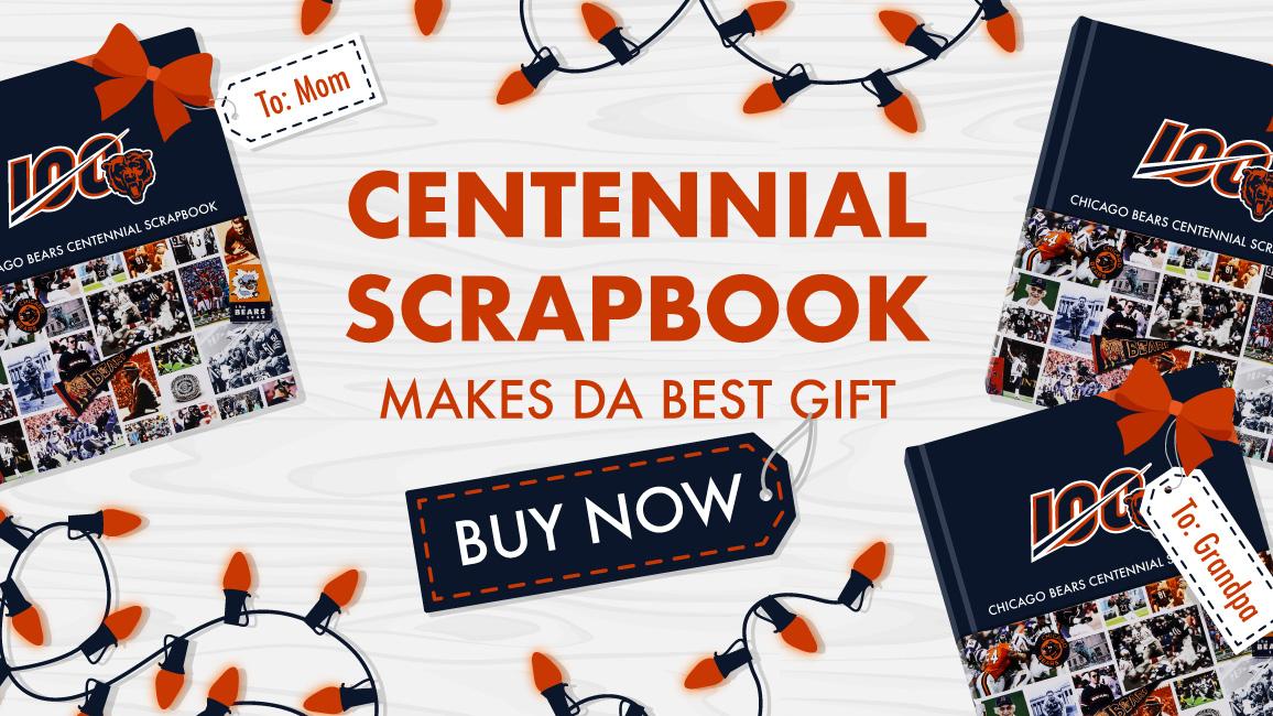 Centennial Scrapbook