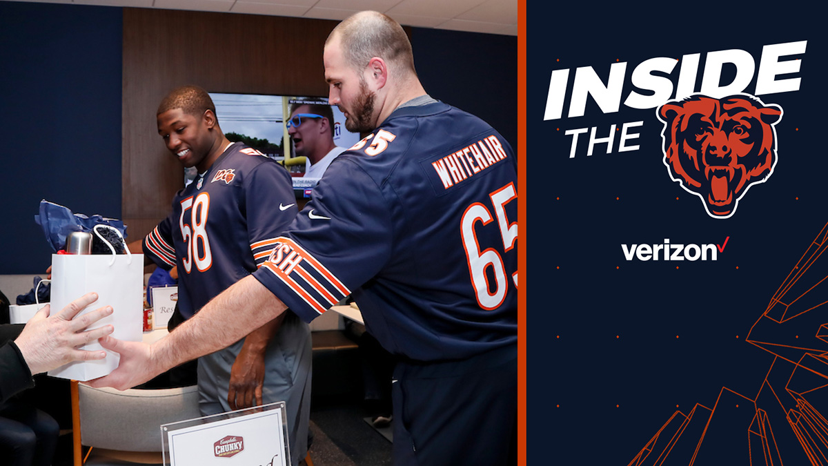 Watch Inside the Bears this weekend