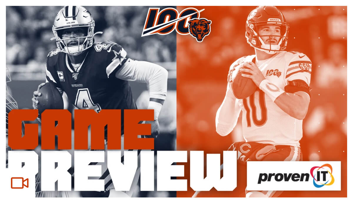 Game Preview: Bears vs Cowboys
