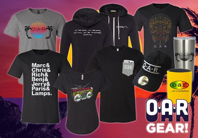 O.A.R. Gear!