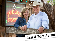 Lisa & Tom
