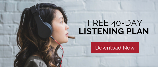Download your listening plan