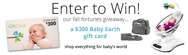 Enter Our Fall Fortune Sweepstakes