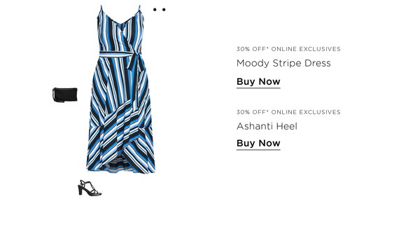 Style Azure Stripes