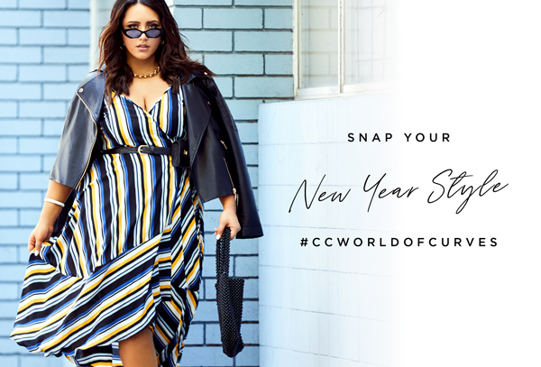 Snap your New Years Style