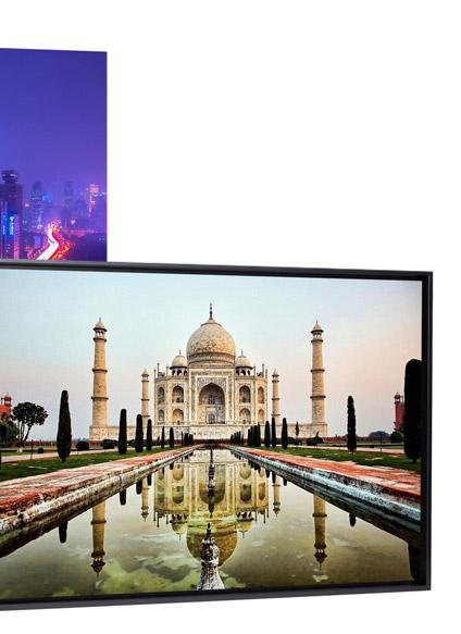 India Taj Mahal by Scott Stulburg