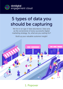 5 types of data you should be capturing webinar