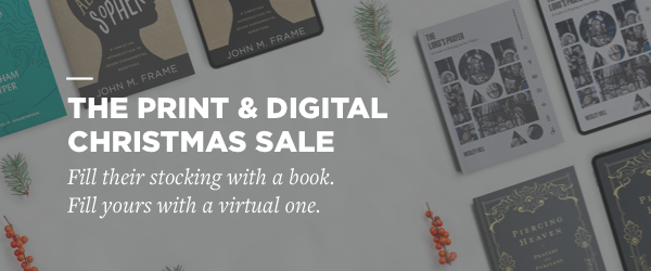 The Print & Digital Christmas Sale: Fill their stocking with a book. Fill yours with a virtual one.