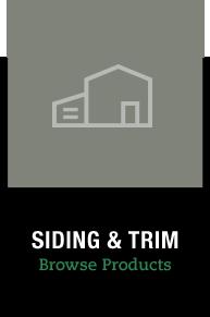 Siding and Trim