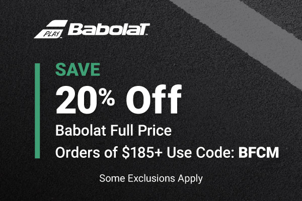 Shop Babolat Brand Promos