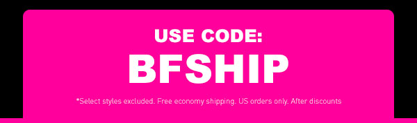 Free Shipping on all orders over $25