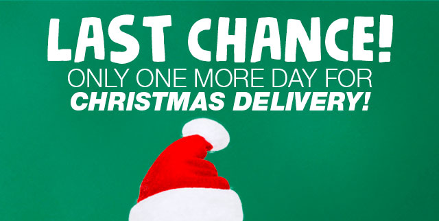 Last Chance Christmas Delivery