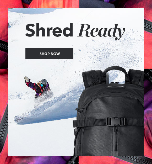 The Summit Backpack by Nixon