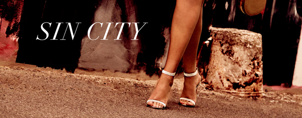 Party In: Sin City